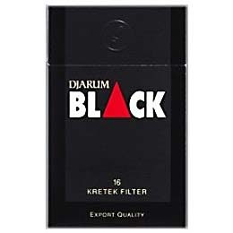 Djarum Black 16
