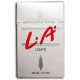 Djarum L.A Lights