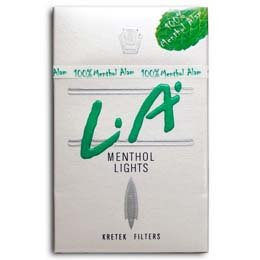 Djarum L.A Lights Menthol