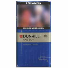 DUNHILL Fine Cut Blue(Lights)