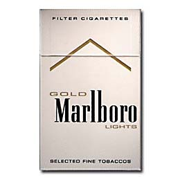 Marlboro Gold Lights