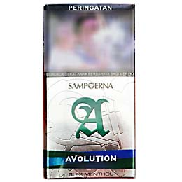 Sampoerna Avolution 20's Slim Menthol