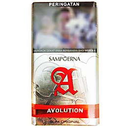 Sampoerna Avolution 20's Slim Original
